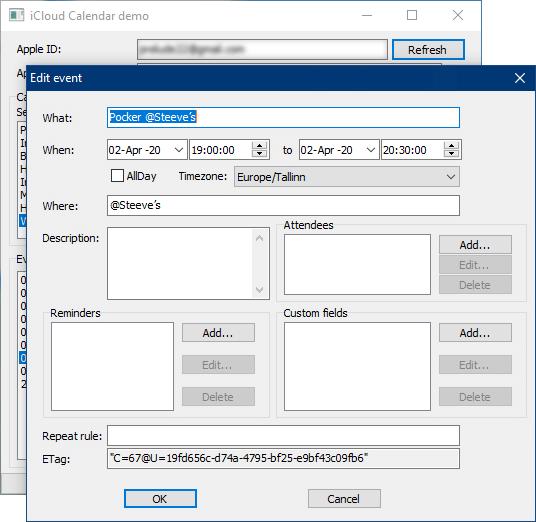 iCloud Delphi Component v2.1.1 for Delphi 10.4 Sydney Cracked